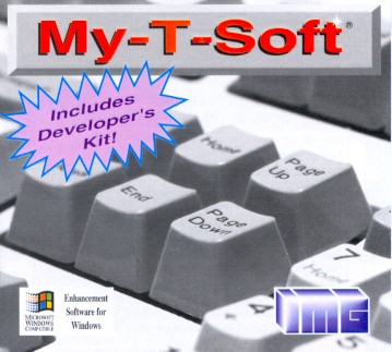 My-T-Soft Cover