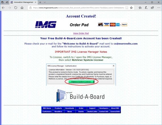 IMG KnowledgeBase & Frequently Asked Questions