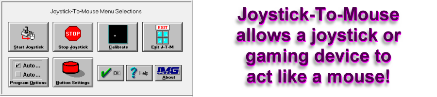 Joystick-To-Mouse